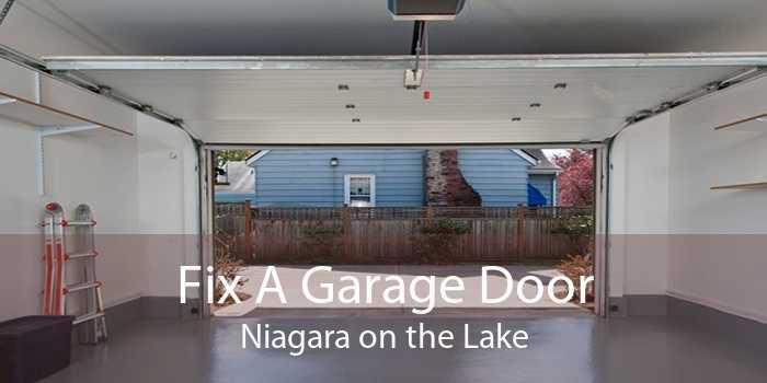 Fix A Garage Door Niagara on the Lake