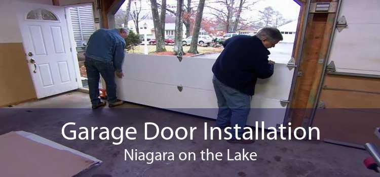 Garage Door Installation Niagara on the Lake