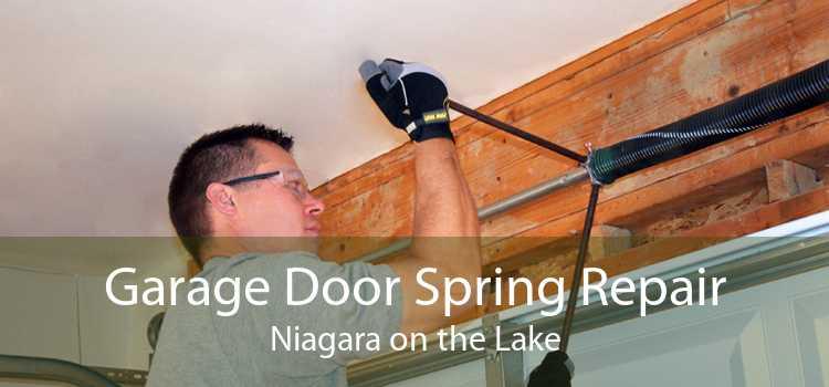 Garage Door Spring Repair Niagara on the Lake