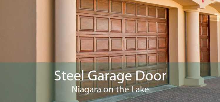 Steel Garage Door Niagara on the Lake